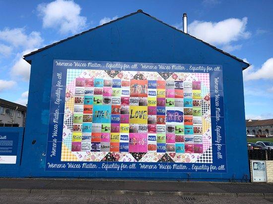 Valokuva: Belfast Cab Tours