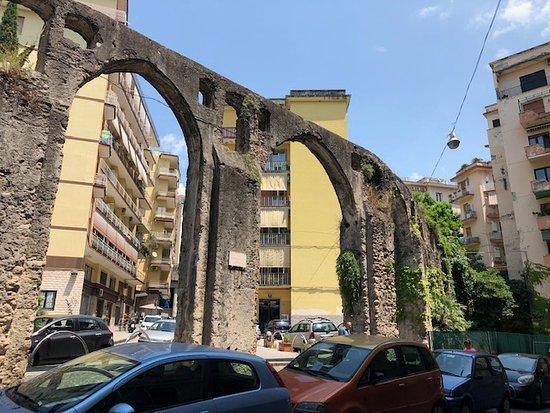 View of aqueduct