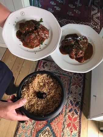 Os nossos pratos - Bochechas de Bacalhau