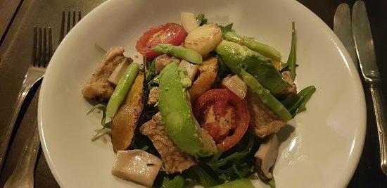 Le Jaroen Restaurant Koh Samui: Delicious Tofu Salad