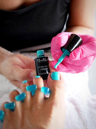 Soo lovely colours for your toes!!!