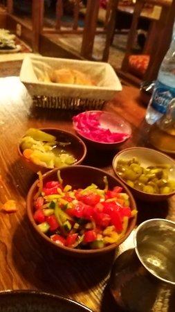Authentic Turkish Food