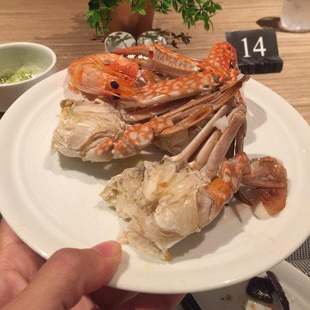 ซีฟู้ดบุฟเฟต์  บุฟเฟต์ปูอลาสก้า 5++ ฿ อาหารหลากหลาย  กุ้งหอย ปู ปลา ไอสครีมอร่อย 🥰🥰🥰