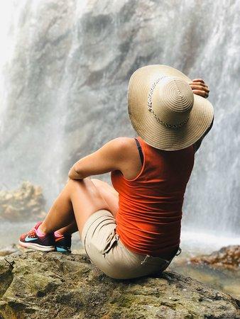 Conectado con la naturaleza