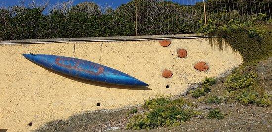 Capo Torre Beach