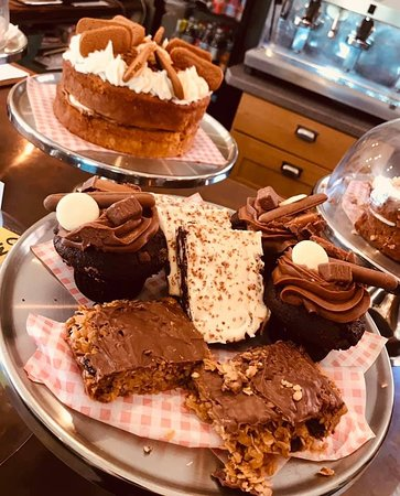 A selection of our fabulous cakes.