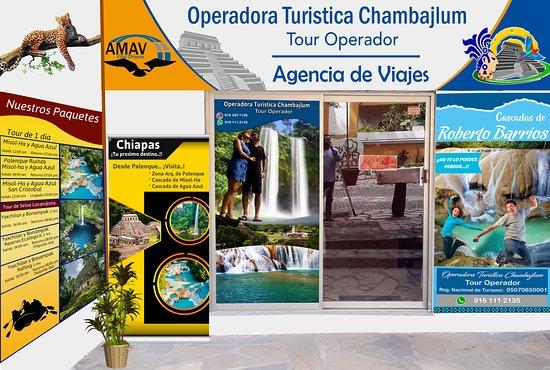 Operadora Turistica chambajlum