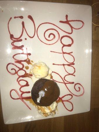 Birthday bottomless brunch