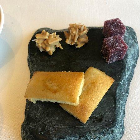 Ampuero, Spania: Platos del menú degustación
