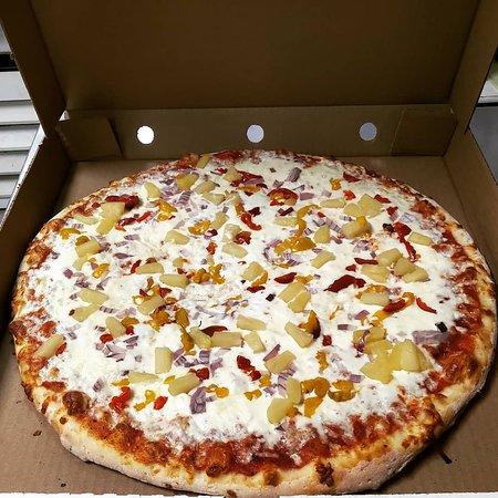 Beautiful  looking pizza