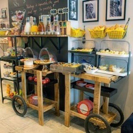 Ambiente im Star Café Bistro
