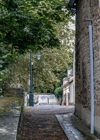 ramparts of Beaune