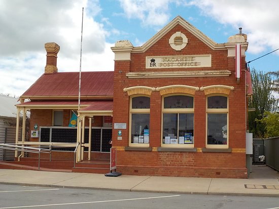 Nagambie Post Office
