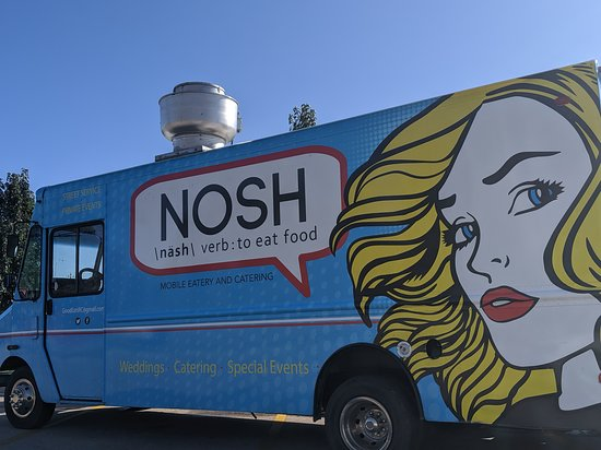 NOSH Mobile Eatery : NOSH Mobile Food and Catering