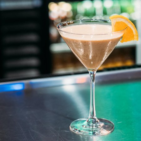 Hand-crafted Martinis