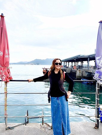 Out and about in one fine day in ssi kung!