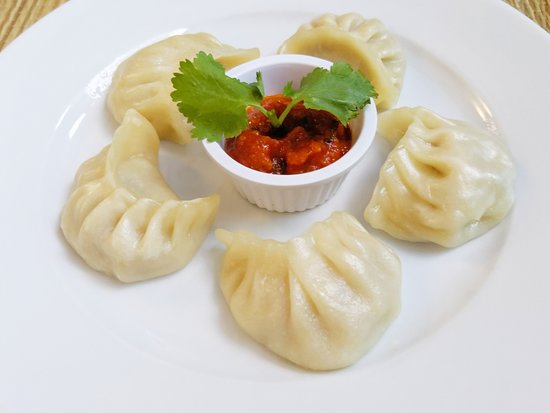 Traditional Nepalese Momo 😋