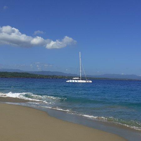 Sosua, Dominikánská republika: Playa alicia отдыхаем #каса Марина