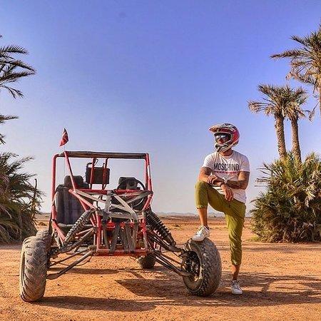 A Quad Ride Marrakech