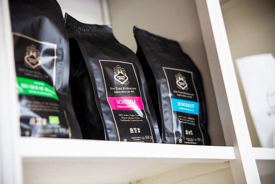 Hehlen, Almanya: MACHWITZ KAFFEE - auch zum Mitnehmen