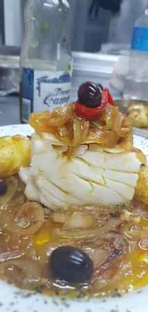 Bacalhau a Vivenda Portuguesa