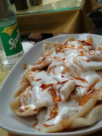 Potato Circassian Manti