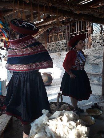 Chinchero, Peru: Balcon del Inka