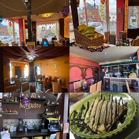 Mogador restaurant