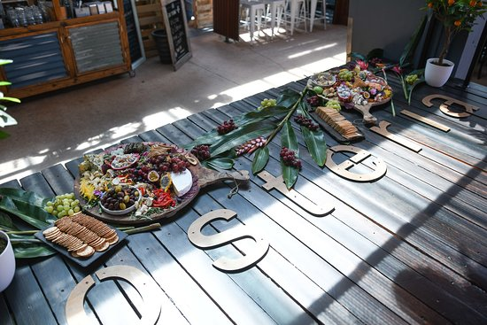 Casuarina, Australia: Why not try one of our grazing boards