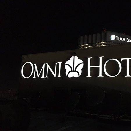 Love Omni Jacksonville hotel