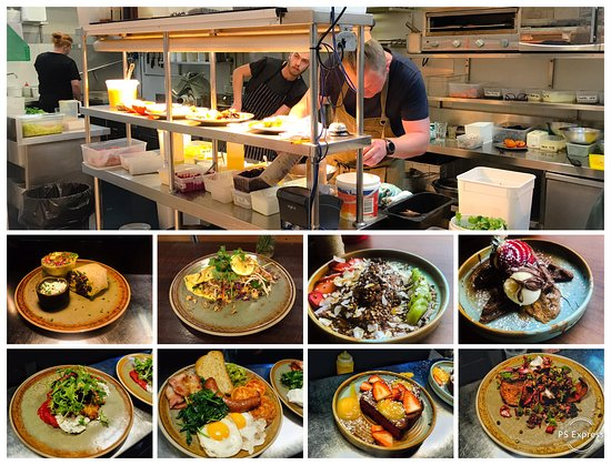 Some of delicious meals fresh from our kitchen!