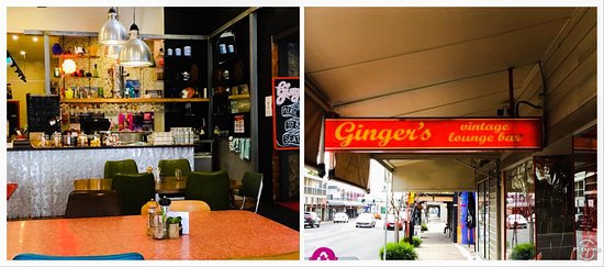 Gingers Bar and dinning
