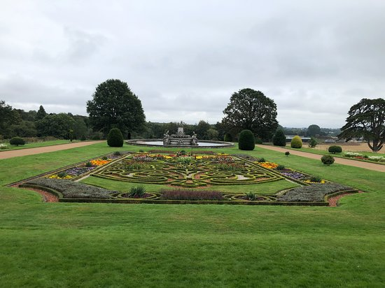 Great Witley, UK: The gardens