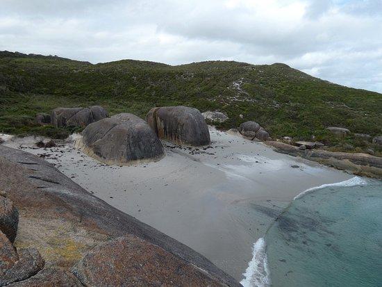 William Bay National Park, Úc: Greens Pool and Elephant Rocks