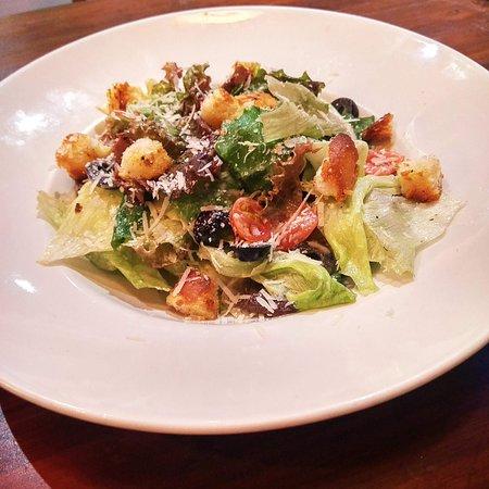 Caesar Salad: