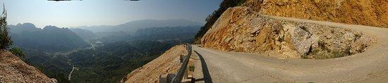 Запведник Пулуонг, Вьетнам: Viewpoint in Pu Luong Nature Reverse