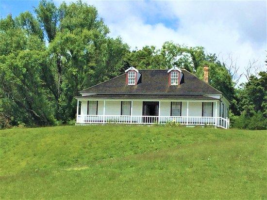 Mangungu Mission House at Horeke