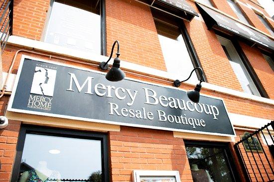 Mercy Beaucoup Resale Boutique