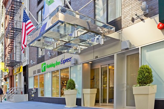 Holiday Inn Express New York City-Wall Street Hotel