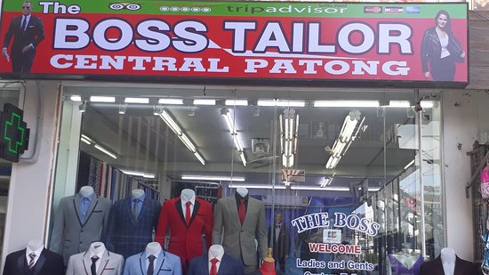 The Boss Tailor Central Patong