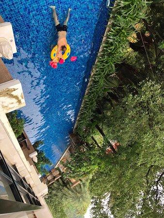 広大なプール2