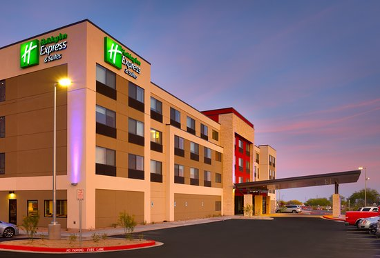 Holiday Inn Express Hotel & Suites Phoenix West-Buckeye: Exterior