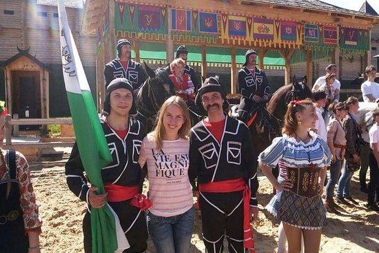 Halvdagstur till temaparken Kievan ...