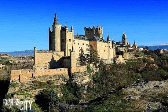 預訂前往Magic Segovia的巴士之旅並享受免費的馬德里城市之旅