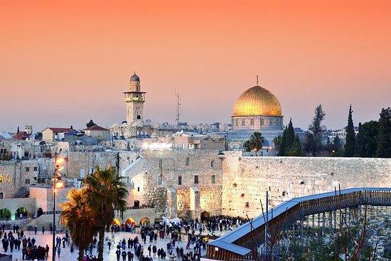 Explore la Tierra Santa Jerusalén...