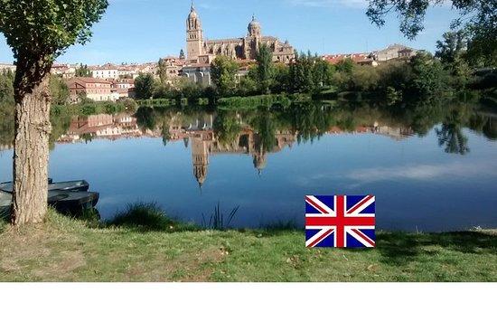 O Melhor de Salamanca em Inglês