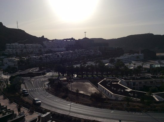 Lovely apartments with great views from upper floors