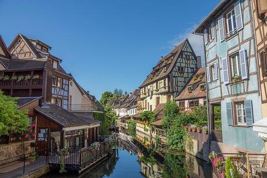 Desde Estrasburgo: Colmar...