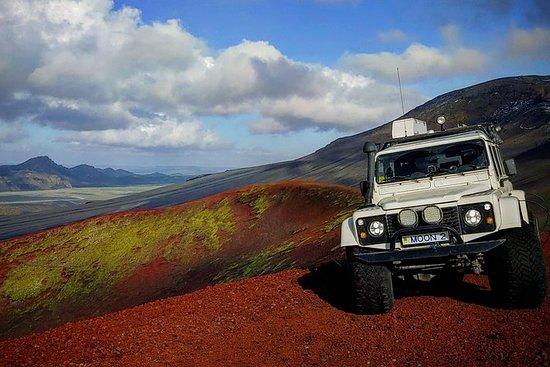 Landmannalaugar e Hekla Volcano