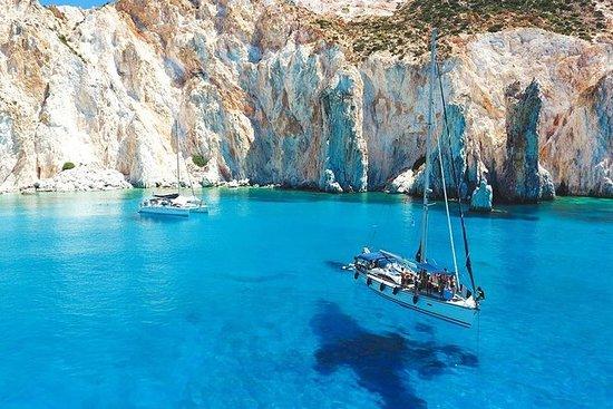 12 - 18 juillet De Mykonos à Milos...